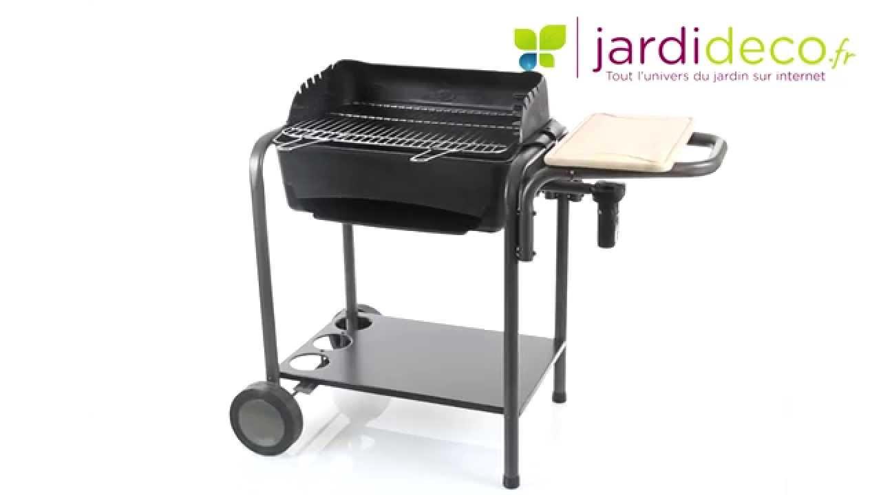 barbecue bois