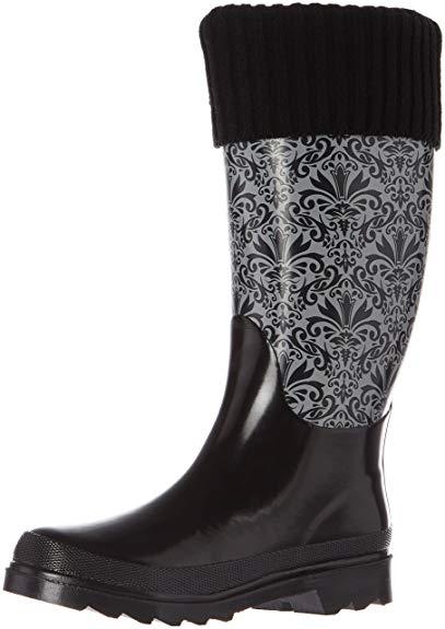 bottes pluie femme