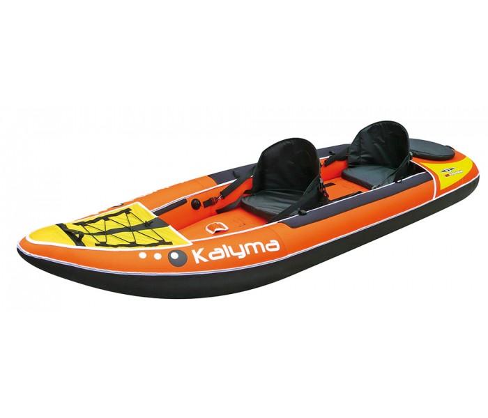 canoe gonflable mer