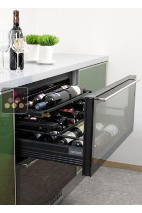 cave vin encastrable