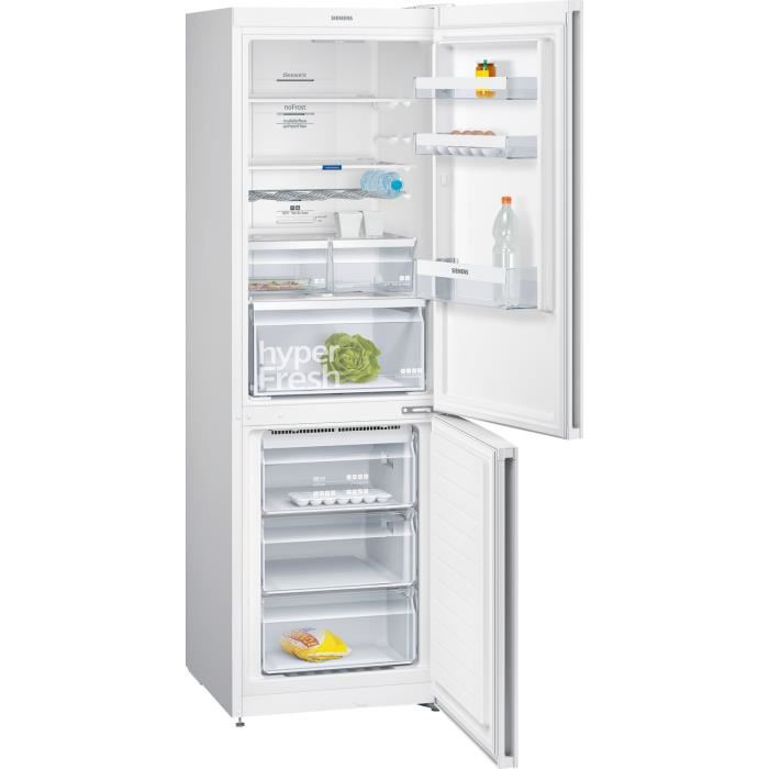 combiné réfrigérateur congélateur