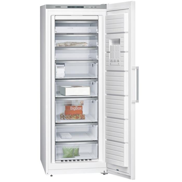 congelateur armoire siemens