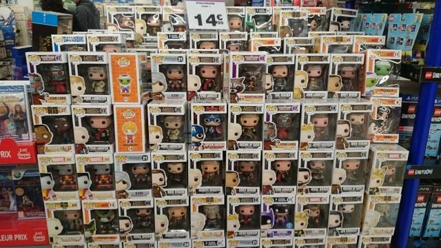 figurine pop magasin