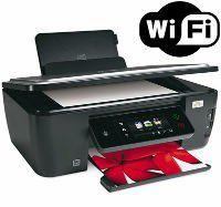 imprimante connectée