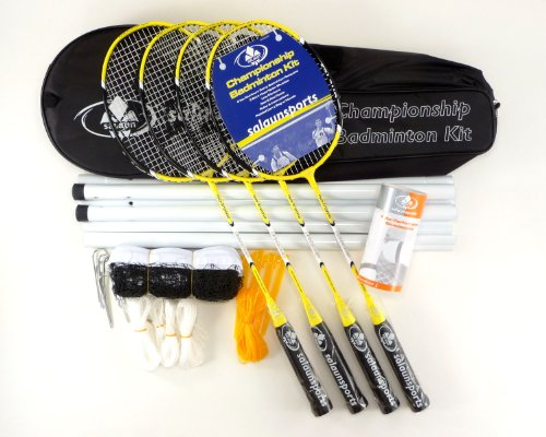 kit badminton