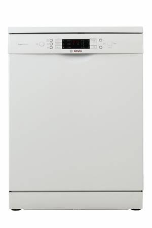 lave vaisselle blanc