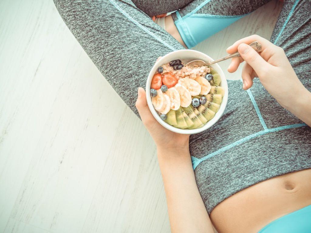 manger avant ou après le sport