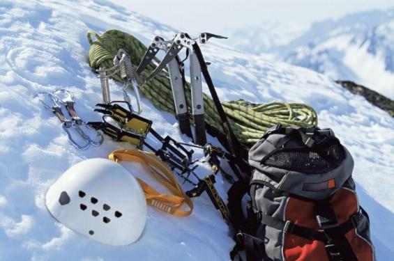 materiel alpinisme