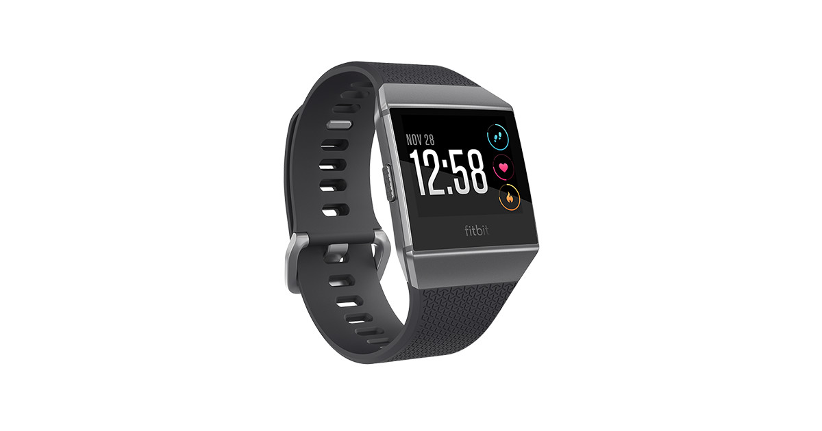 montre fitbit ionic