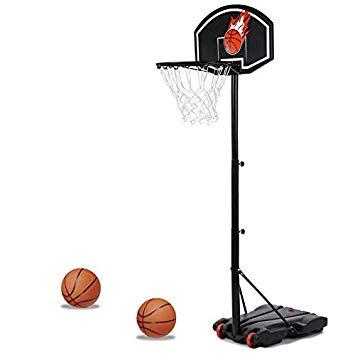panier basket sur pied