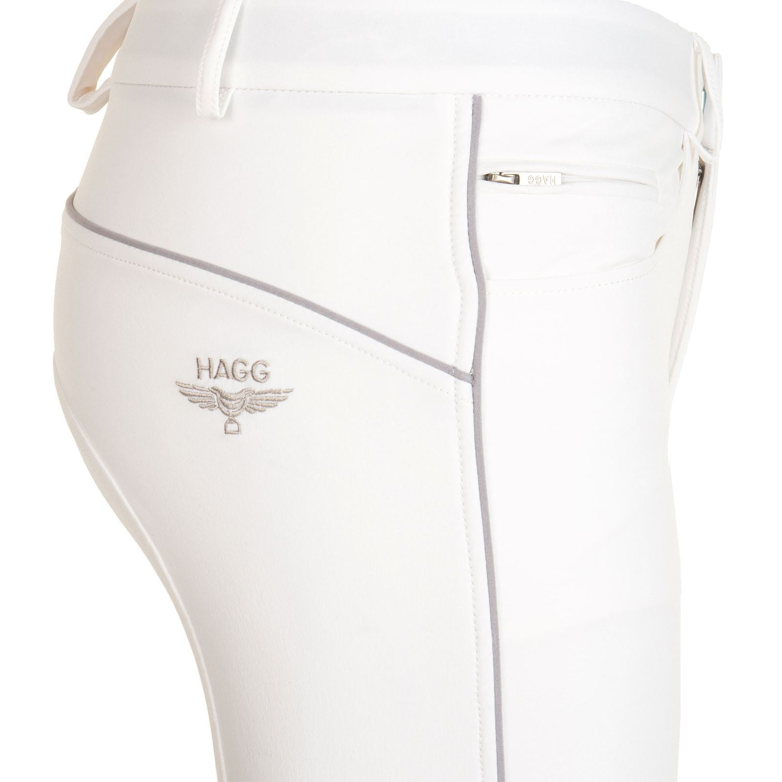 pantalon blanc equitation