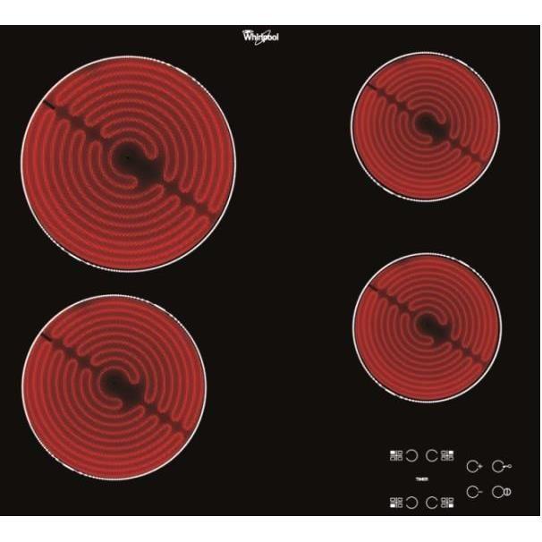 plaque vitroceramique whirlpool