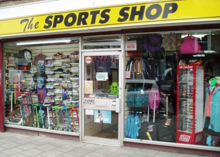 sports shop near me
