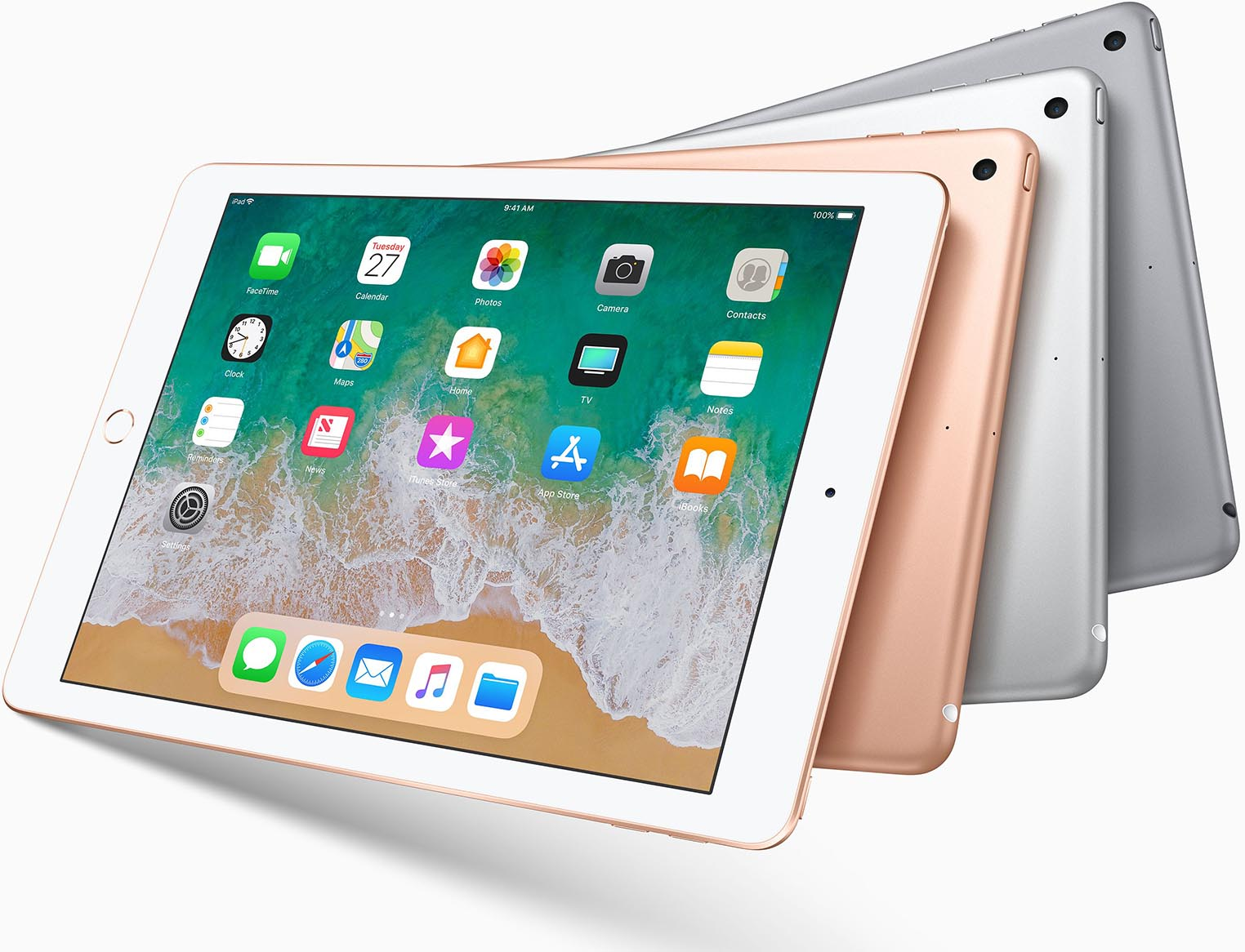 tablette 2018