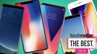 top smartphone 2018
