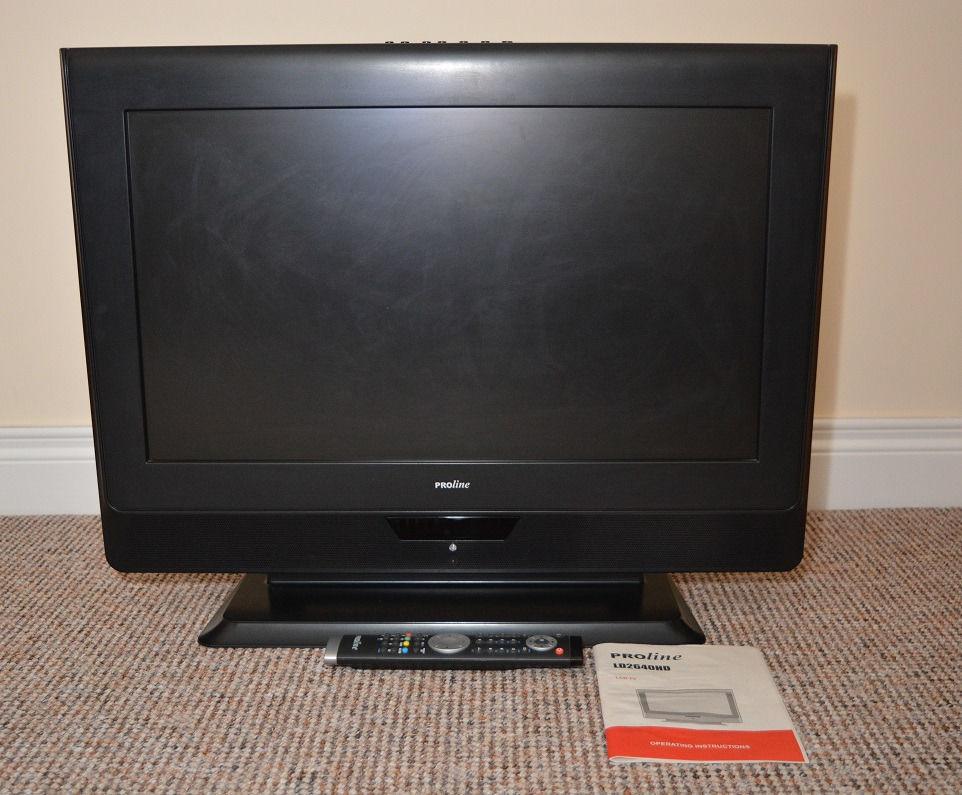 tv proline