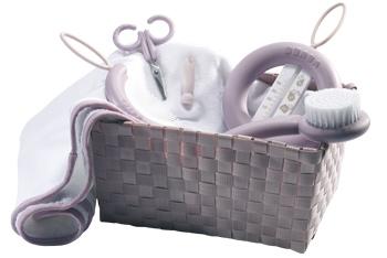accessoire toilette bébé