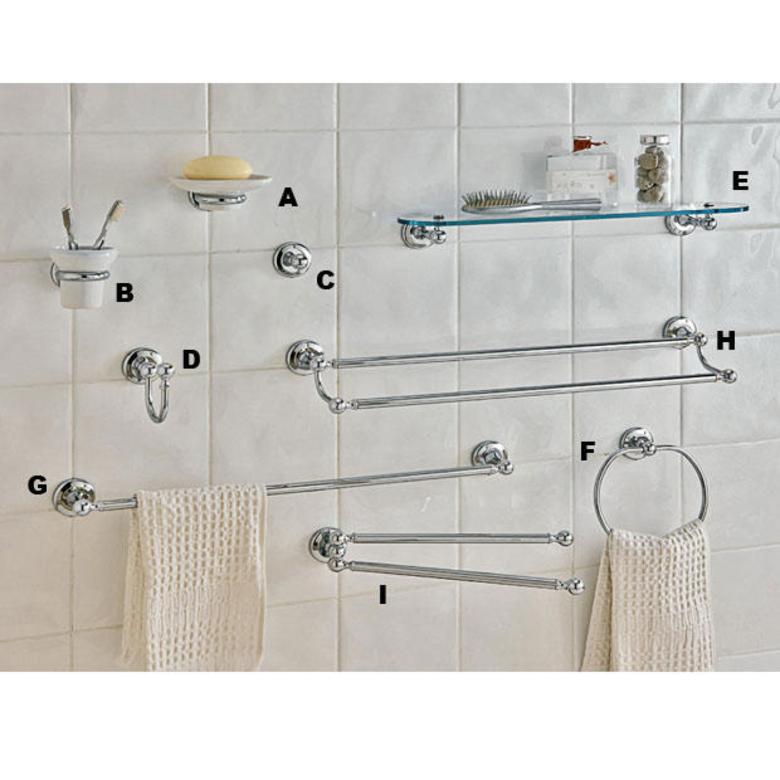accessoires de salle de bain