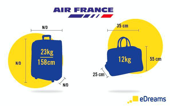 air france bagage cabine