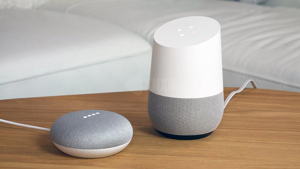 boitier google home