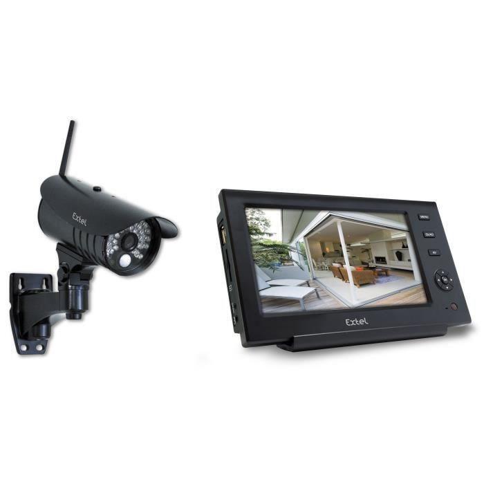 camera surveillance exterieur sans fil