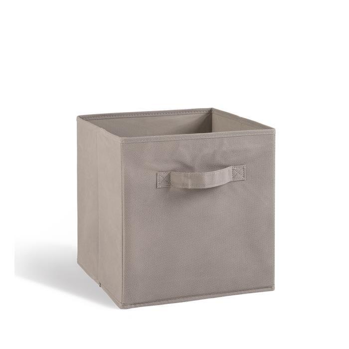 casier de rangement tissu