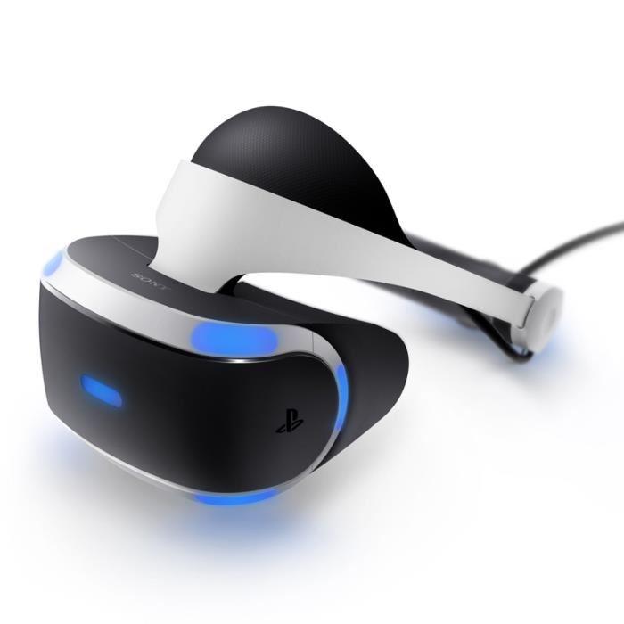 casque virtuel ps4