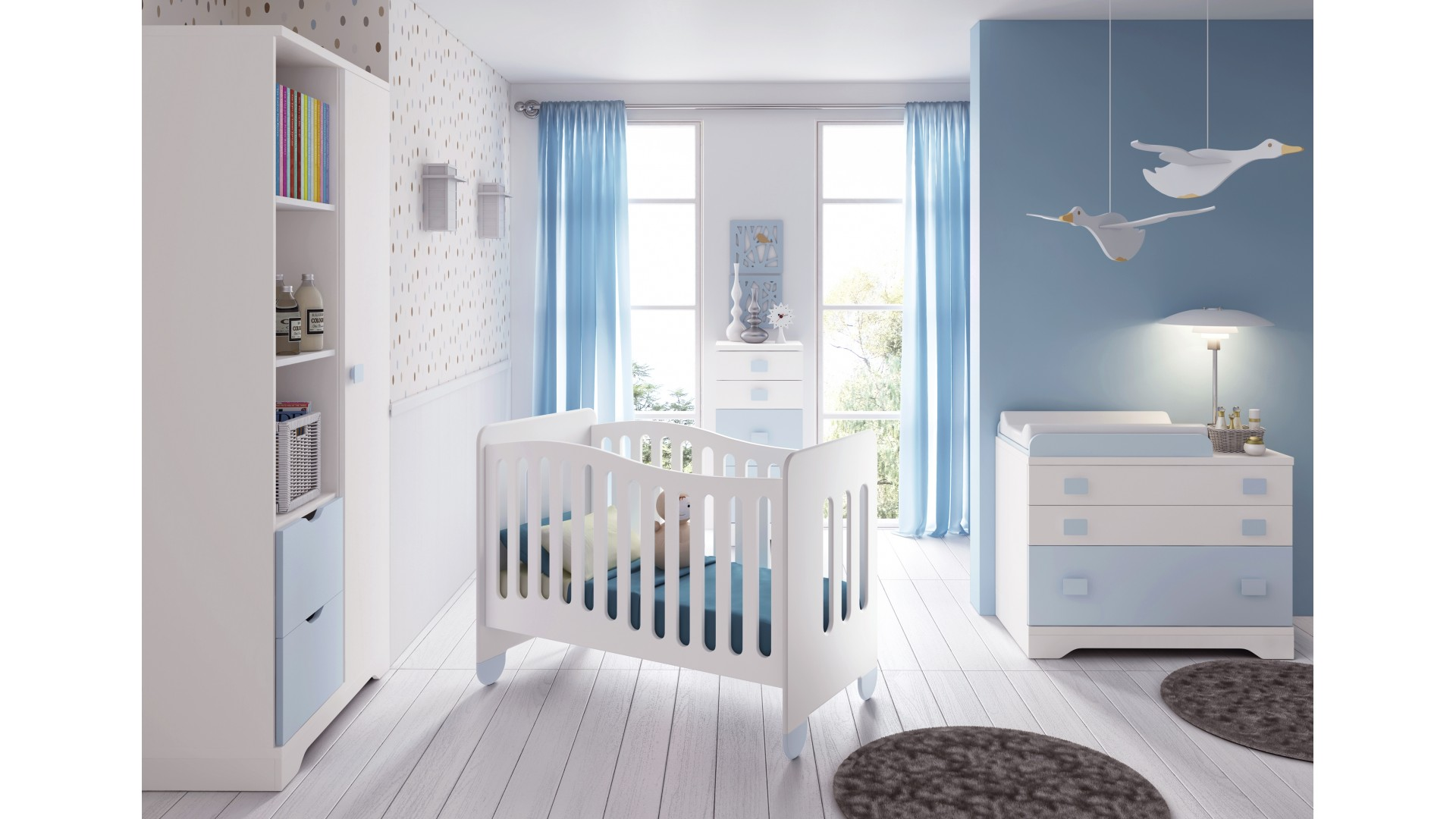chambre bébé garçon