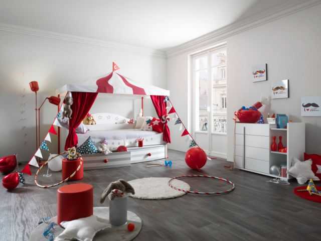 chambre petit garçon 3 ans