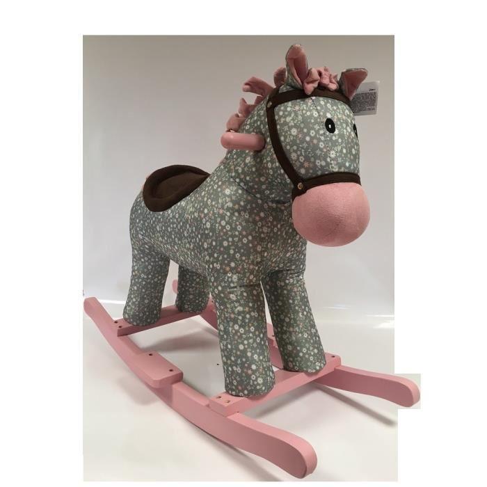 cheval a bascule fille