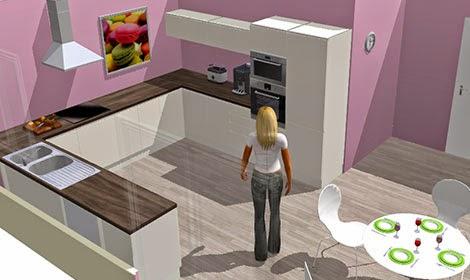 concevoir sa cuisine en 3d
