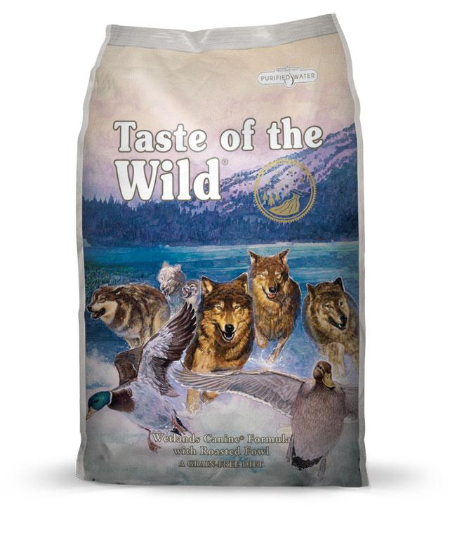 croquette taste of the wild