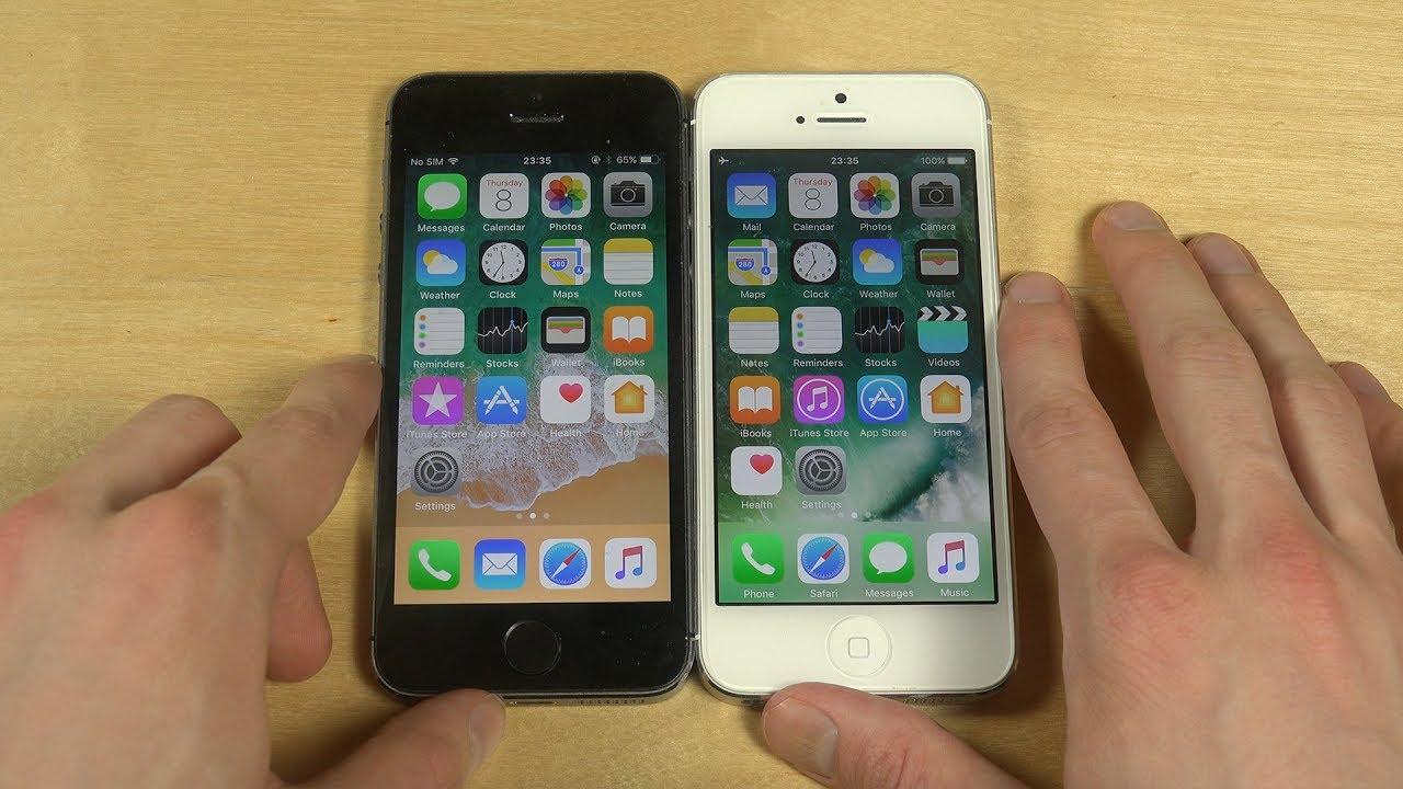 ios 11 iphone 5c