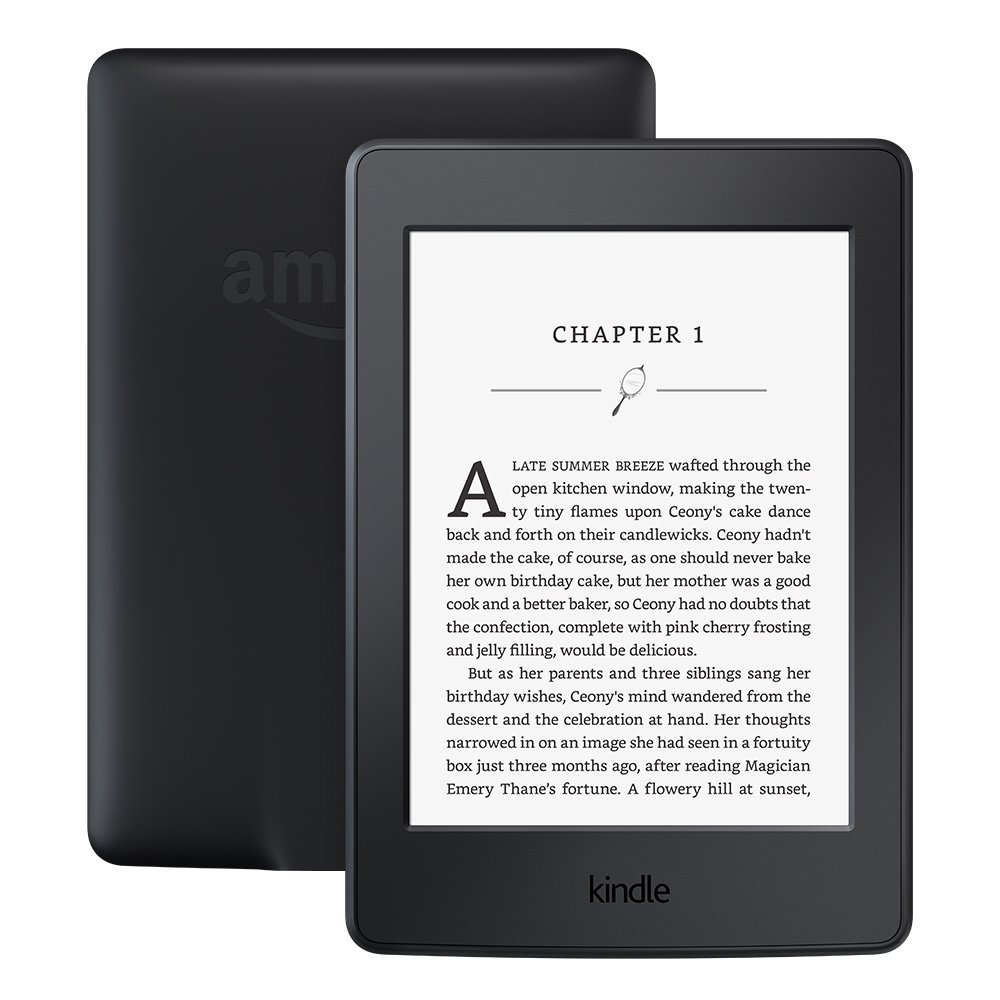 liseuse kindle