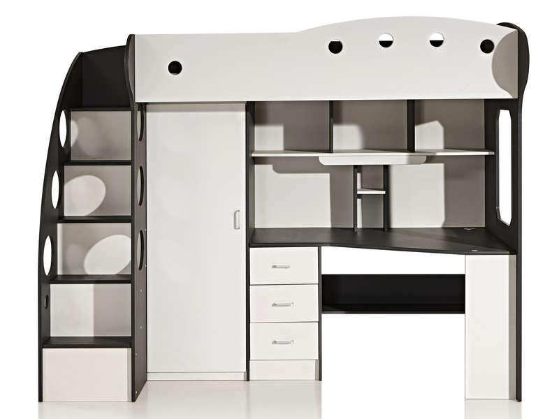 lit bureau mezzanine