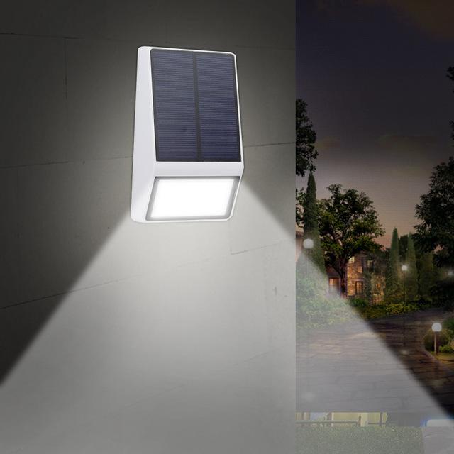 lumiere exterieur solaire