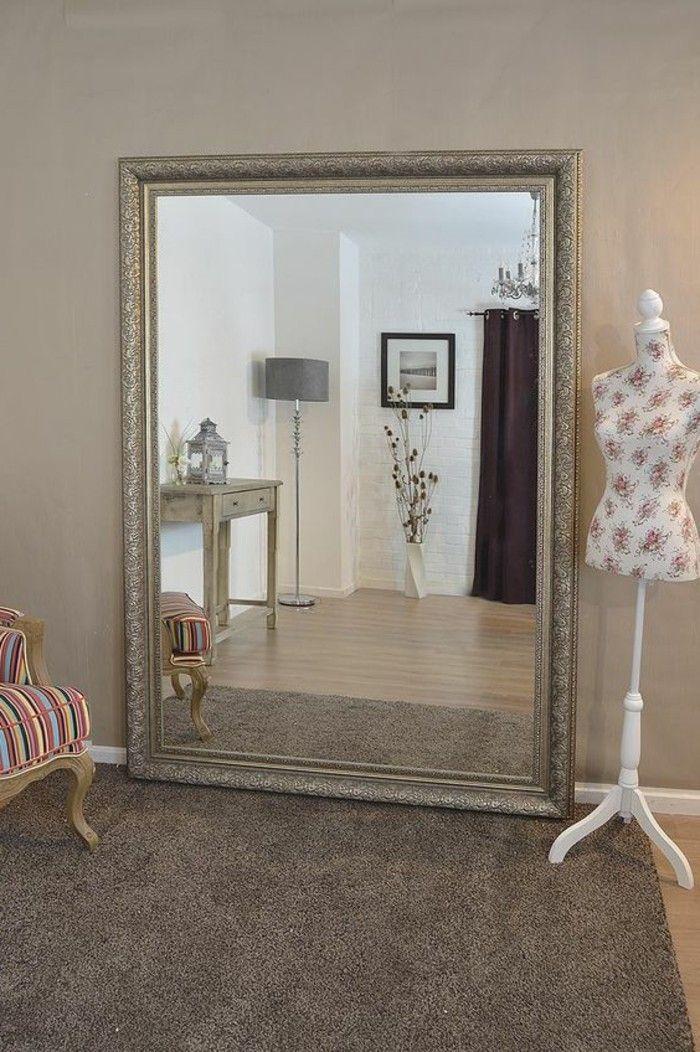 miroir grande taille