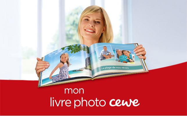 mon livre photo cewe
