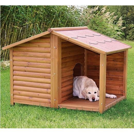 niche exterieur pour chien
