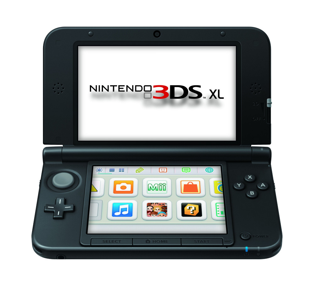 nintendo 3 ds xl