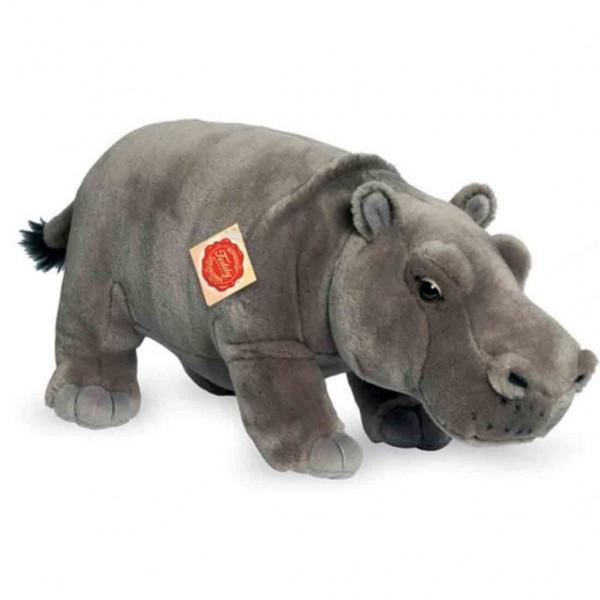 peluche hippopotame