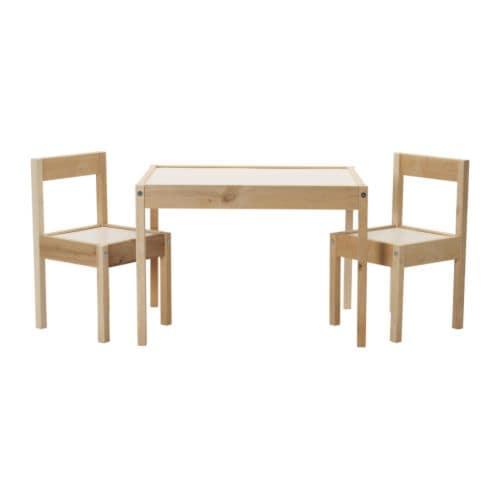 petite table pour enfant