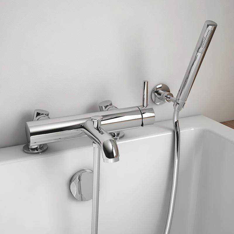 robinet de baignoire