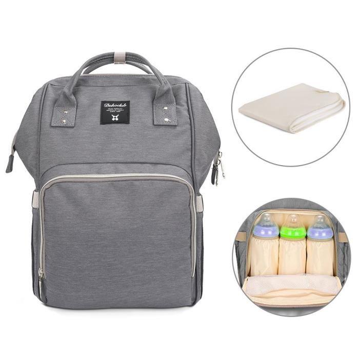 sac à langer sac à dos