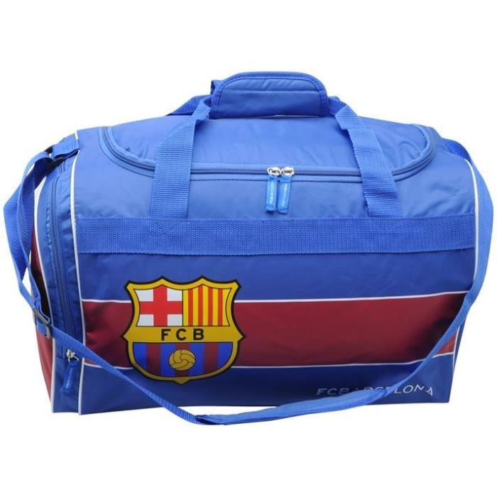 sac de foot barcelone
