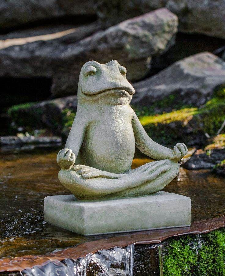 statue de jardin
