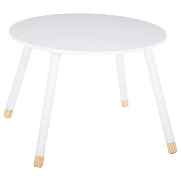table enfant ronde