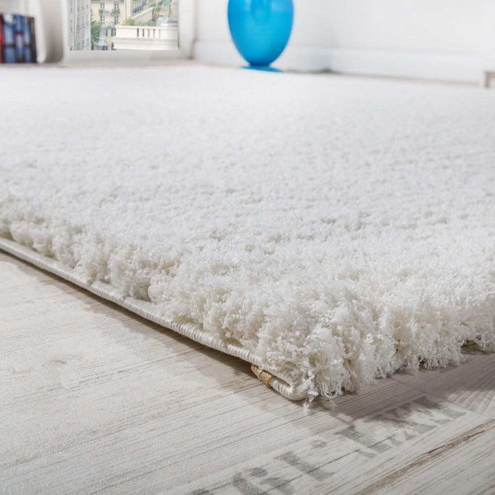 tapis poil long
