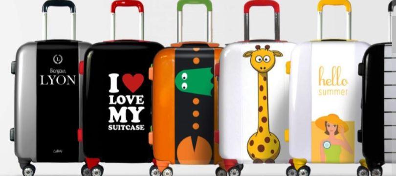 valise originale