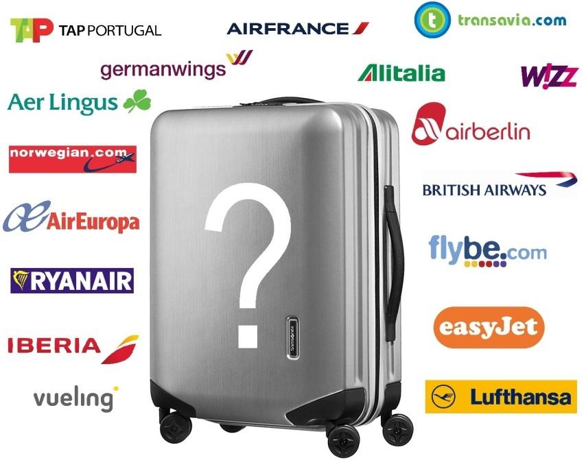valise pour cabine avion